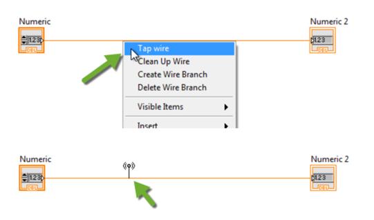 JKI Wiretap Toolkit for LabVIEW