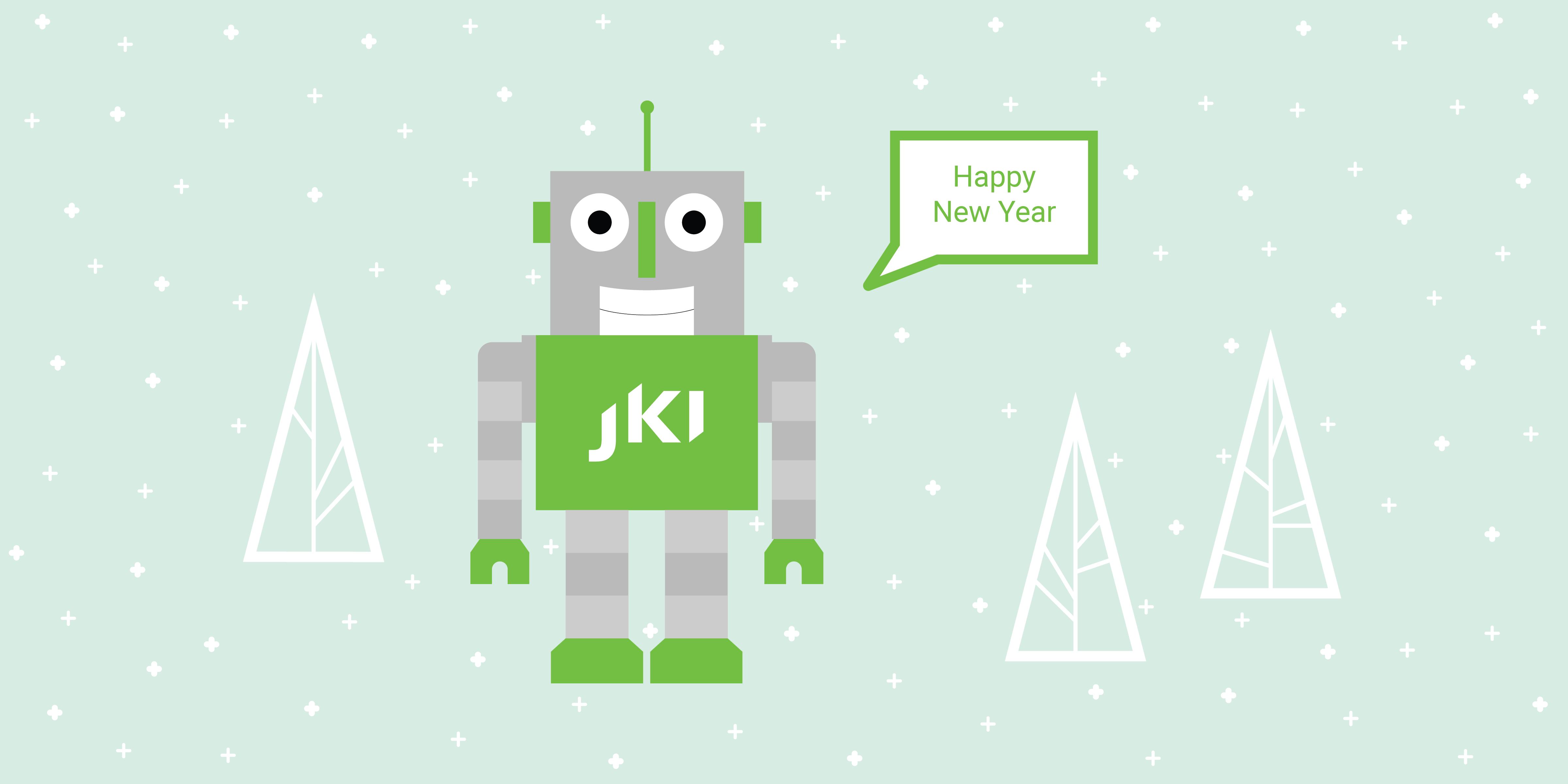 HappyNewYearRobot