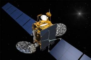 Astrium Hot Bird 7 Satellite