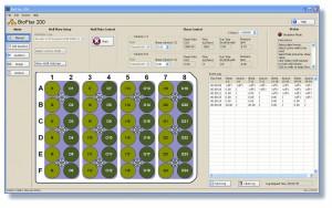 Fluxion's BioFlux 200 Software, built by JKI