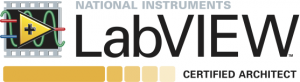 Certified LabVIEW Architect Logo