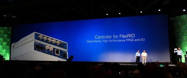 Controller for FlexRIO
