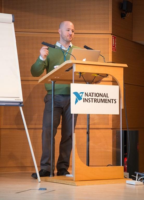 Jim Kring CLA Summit Europe