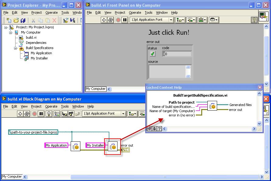 BuildTargetBuildSpecification.vi from vi.lib