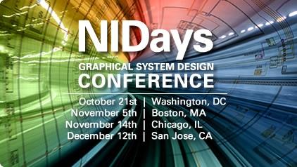 NIDays 2013 Logo