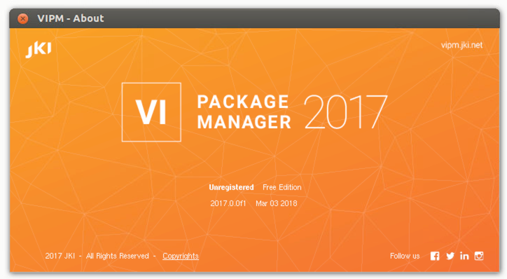 VIPM 2017 for Linux is here!