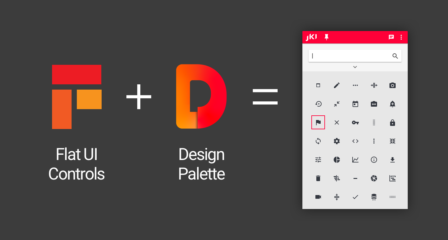 Introducing The Flat Ui Controls 2 0 Jki Design Palette For Labview
